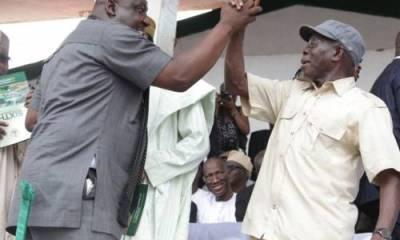 Okorocha blasts Oshiomhole