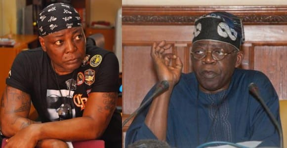 "Image result for ""Stop harassing Igbo's in Lagos."" – Charly Boy attacks Tinubu"