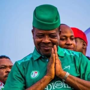 Breaking: Emeka Ihedioha Wins Imo Governorship Election