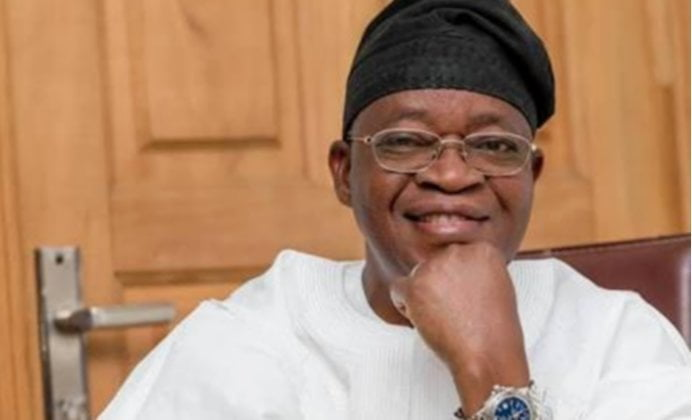 #EndSARS: I Was Attacked By Political Thugs, Not Protesters – Gov. Oyetola