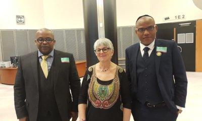 Biafra: What Nnamdi Kanu Discussed With EU Parliamentarians (Video)