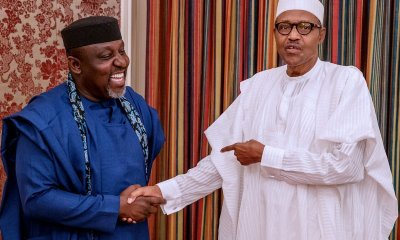 Why Igbos Should Expect Nothing From Buhari's Second Tenure - Okorocha