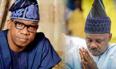 Dapo Abiodun Probes Amosun's Appointments, Promotions