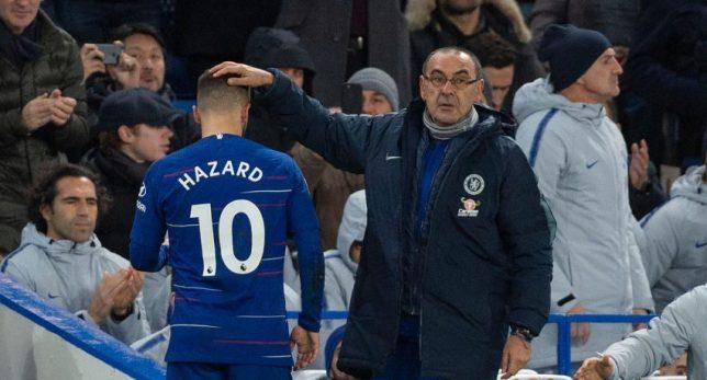 Why Chelsea Cannot Keep Hazard - Sarri