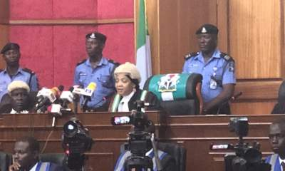 Presidential tribunal delivers judgment on Buhari's inauguration