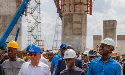 Osinbajo Gives Update On 2nd Niger Bridge (Video/Photos)