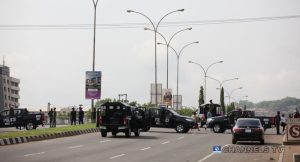 BREAKING: Security Operatives Barricade Appeal Court Premises