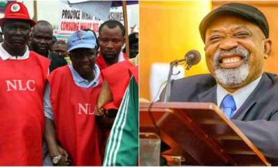JUST IN: NLC begins nationwide protest