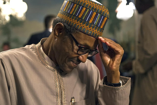 Buhari Morns Late Pengassan President