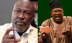 Ikpeazu: Smart Adeyemi Is A Bloodthirsty Senator - Dino Melaye
