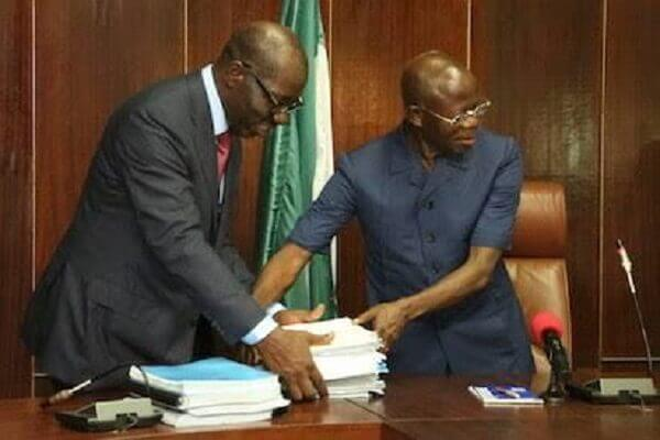 APC Sends 'Strong Warning' To Obaseki Over 'Attacks' On Oshiomhole