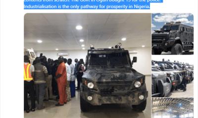armoured Car, Falz The Bhad Guy,Alibaba