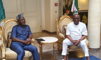 Samuel Ortom, Nyesome Wike, Rivers State, Benue State, Benue State News Today, Latest Benue News