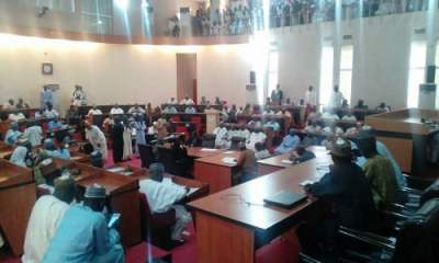 Just In: Bauchi Lawmakers 'Elect' New Speaker In 'Weird Way'