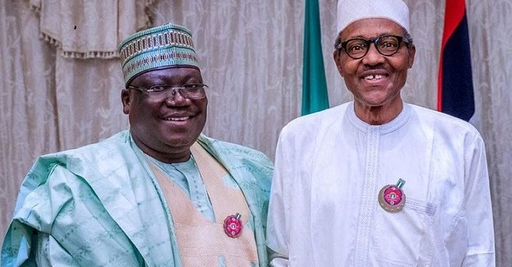Image result for Buhari will submit ministerial list this week, says Lawan