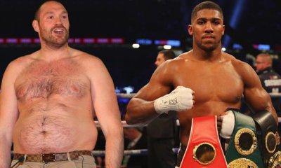 Tyson Fury Tells Anthony Joshua What To Do After Ruiz's Defeat