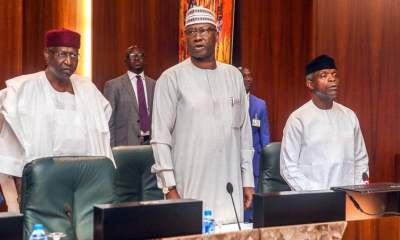 Breaking: SGF Speaks On President Buhari Sacking Service Chiefs