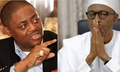 Fani-Kayode Backs calls for Buhari to resign