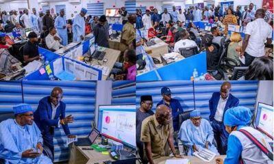 How God Used Technology To Make Me President - Buhari