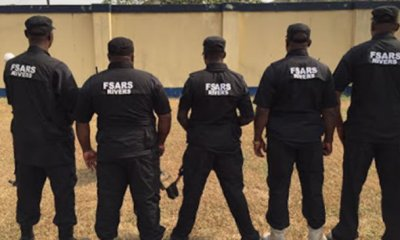 SARS Officials Arrested For Robbery In Benin City, Millions Recovered (Photos)