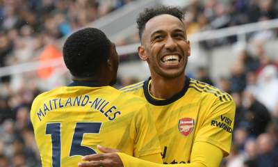 EPL: Five Top Arsenal Players Out Of Manchester City clash