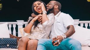 Chioma Speaks On Domestic Violence, Breaking Davido's Leg