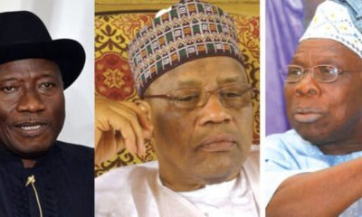 Budget 2020: Jonathan, IBB, Obasanjo, Others To Share N2.3 Billion (See Breakdown)