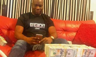 Mompha arrested in Abuja