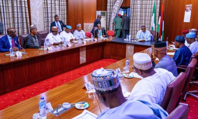 APC Governors To Meet Tinubu, Buhari Over Obaseki