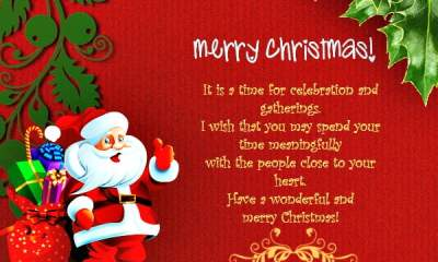 150 Merry Christmas Messages, Wishes To Send To Family, Friends