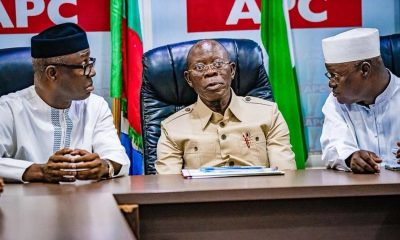BREAKING: APC Clears Ize-Iyamu To Challenge Obaseki In Party's Primary