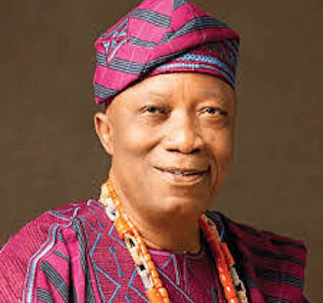 Buhari Celebrates Kessington Adebutu , Baba Ijebu