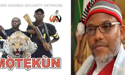 Biafra: What Amotekun Has Done To The North – Nnamdi Kanu