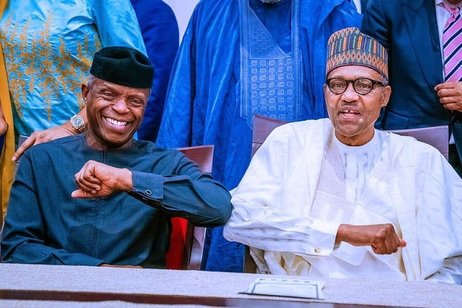2021 Budget: Buhari, Osinbajo To Spend N167m On Food And Security
