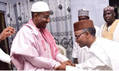 Why I Offered Dethroned Emir Sanusi Double Appointments - Governor El-rufai