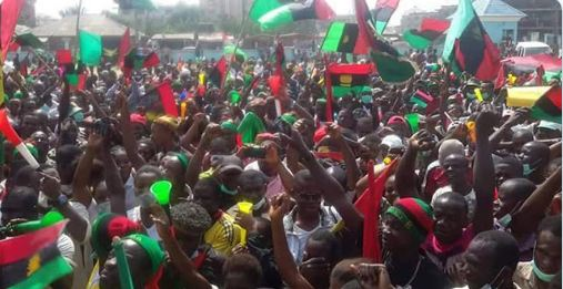 Biafra Group Clash With Cameroon Forces At Bakassi Peninsula