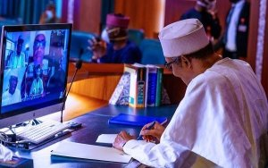 Buhari Tells Governors What To Do With PTF Over Coronavirus In Nigeria