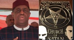 Fani-Kayode, Church of Satan Tackle Each Other On Twitter
