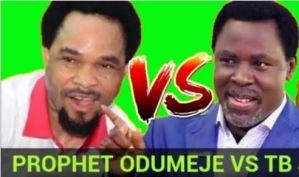 Like TB Joshua, Coronavirus 'Disgraces' Prophet Odumeje