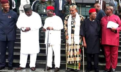 Biafra: 'They'll Kill You Like Abiola', Nnamdi Kanu Warns Southeast Governors