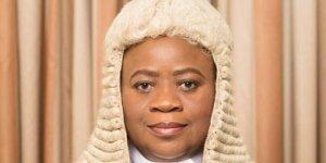Breaking: Nigerian Senate Confirms Dongban-Mensem As Appeal Court President