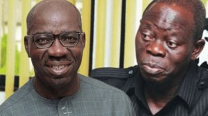 Three Governors Against Oshiomhole 'Back Obaseki's Move To PDP'