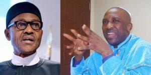 Primate Ayodele Raises Fear, Reveals What Will Happen To Buhari, Osinbajo, Presidential Viilla