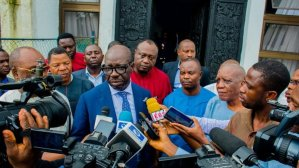 EXCLUSIVE: When PDP Will Take Decision on Obaseki's Defection Revealed