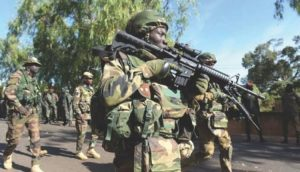 Army Retakes Border Town From Insurgents