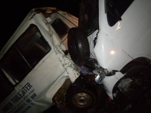 21 People Die, Including School Children As Bus Collide With Trailer