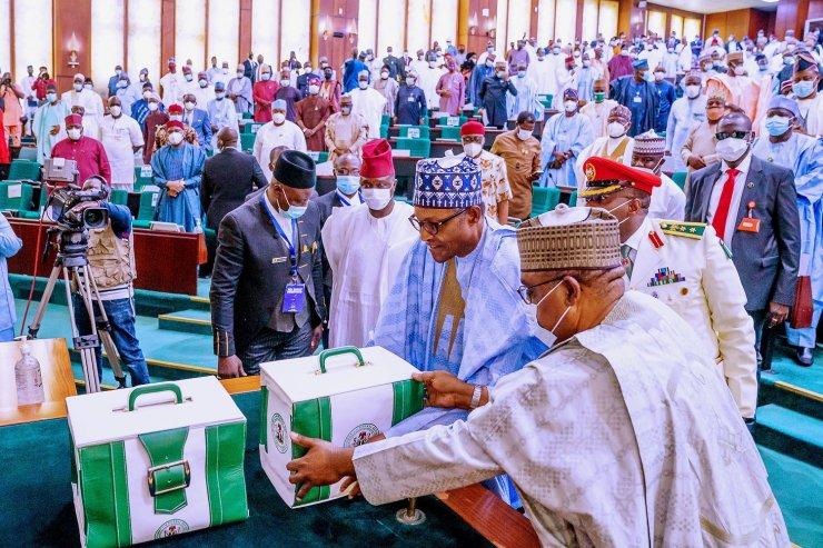 Read The Full Text Of President Buhari's 2021 Budget Presentation Speech