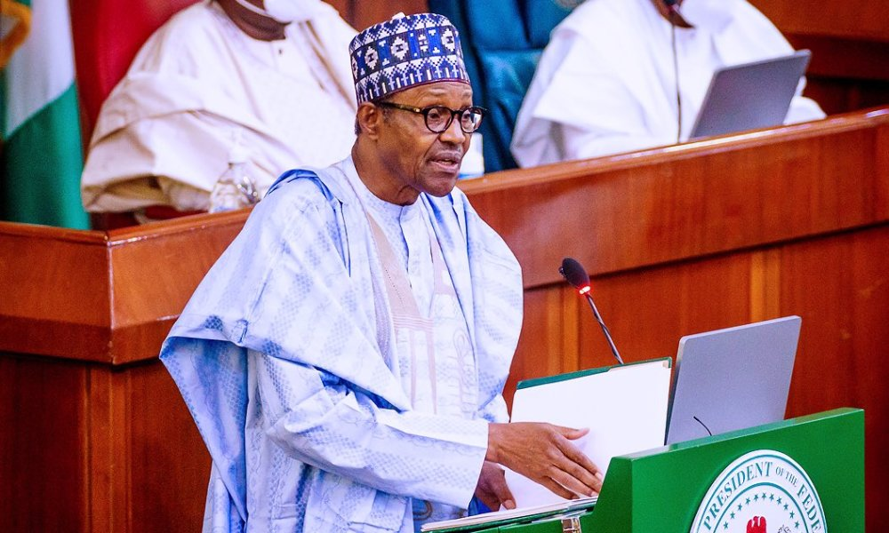 APC Commends Buhari On Budget Presentation