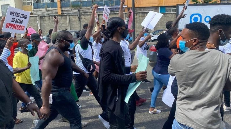JUST IN: All Arrested #EndSARS Protesters In Lagos Released