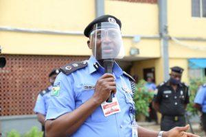 Lagos Police Boss, Odumosu Sacks DPO, Senior Officers